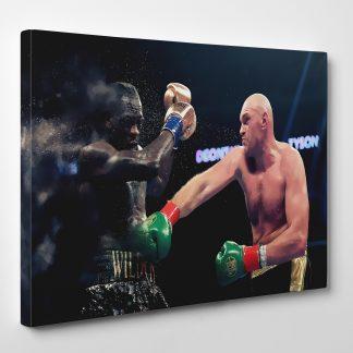 Tyson v Wilder 2